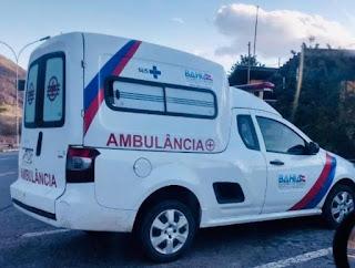 Ambulâncias são apreendidas