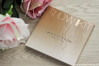 Review: Anastasia Beverly Hills - Glow Kit - www.annitschkasblog.de