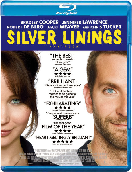 Silver Linings Playbook 2012 720p BluRay 800mb YIFY