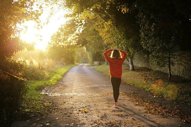 walking for fitness - newstrends