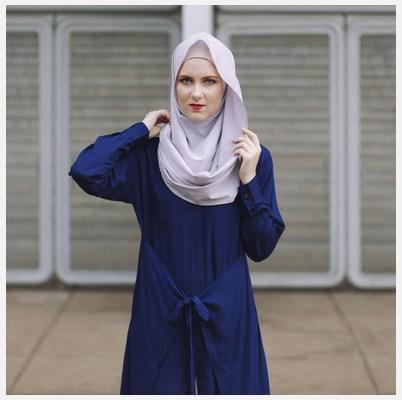 Aneka Video Tutorial Hijab Modern Zaskia Adya Mecca Untuk