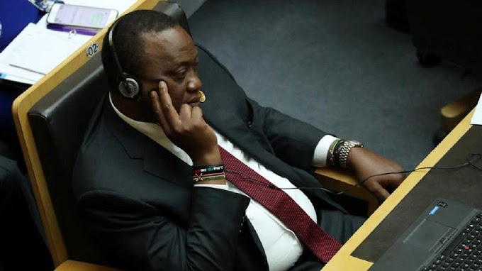 Kenya president's Facebook, Twitter accounts deactivated: Here's why