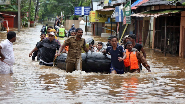 Contoh Teks Eksplanasi Tentang Banjir