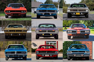 The best Muscle car is ?