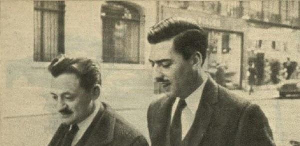 Mario Benedetti : 'Vargas Llosa...una actitud insoportablemente frívola'