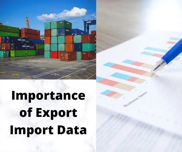 Export Import Data