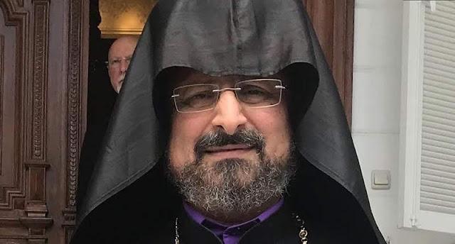 Mashalian elegido Locum Tenens del Patriarcado Armenio de Estambul