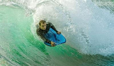Bodyboarding sport