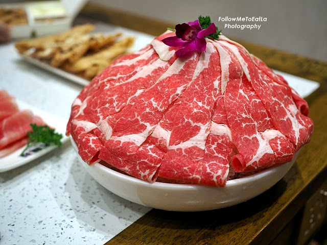 Marbled Beef Slice RM 46/180g RM 29/90g