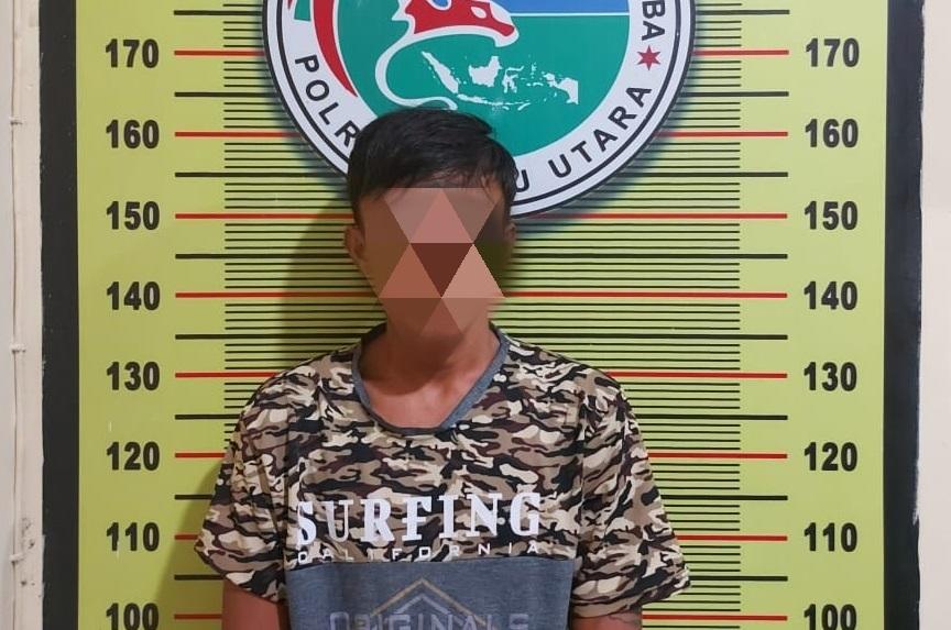 Satuan Narkoba Polres Luwu Utara  Berhasil Mengamankan Pria Asal  Luwu Timur
