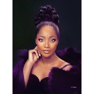 Sylvia Nduka Ty Bello Photos.