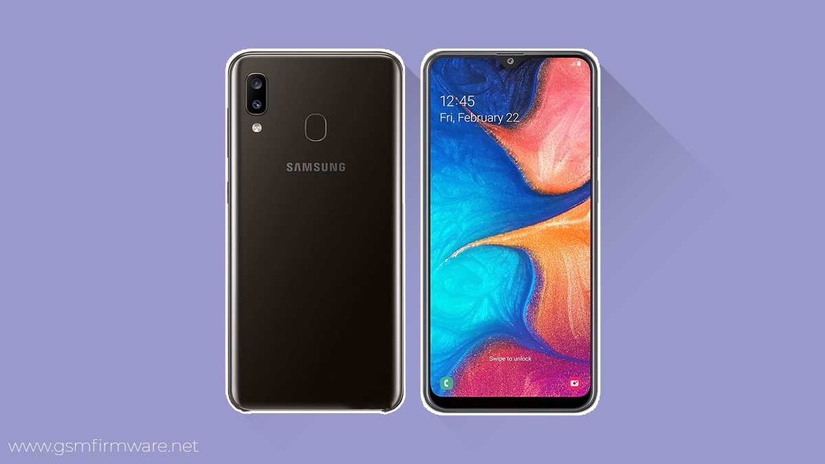 Samsung Galaxy A20 SM-A205GN Firmware/Stock ROM File