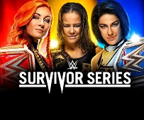 Repetición de Survivor Series 2019 en Español Latino Completo PPV