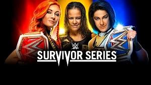 Repetición de Survivor Series 2019 en Español Latino Completo PPV