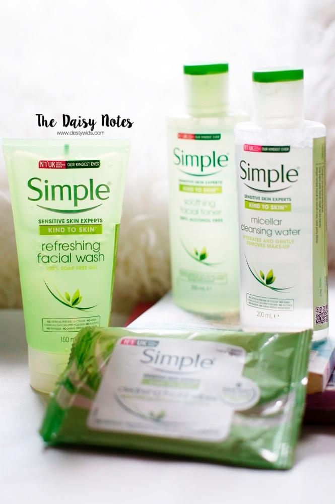 simple skincare, skincare untuk kulit sensitif,