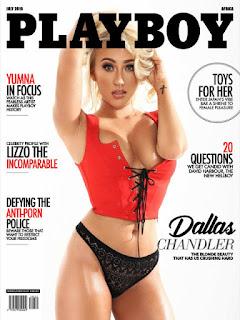 Playboy Africa – Julio 2019