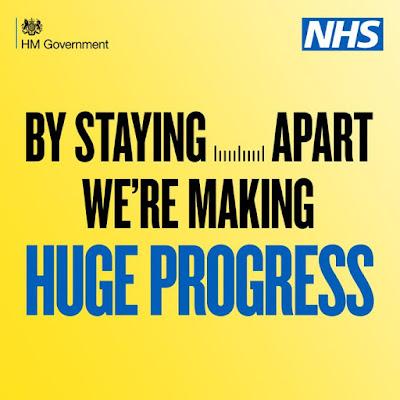 we're making huge progress UK Gov