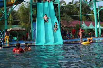 Waterpark Ria, Rekreasi Liburan Keluarga Masa Kini | Info HTM, Aktivitas Wisata.