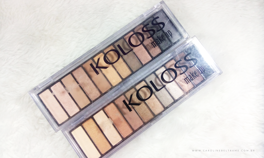 paleta powerfull e luxurious koloss