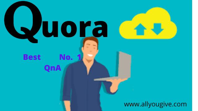 Is quora Free