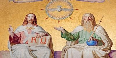 Imagem da Santíssima Trindade