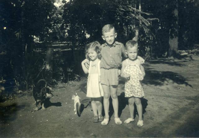 The Memory Wanderer: Mombasa & England 1950 - 1961