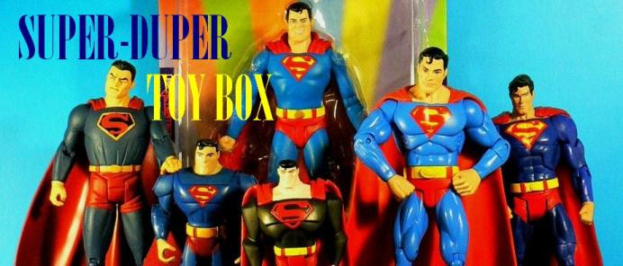 Super Duper Toy Box