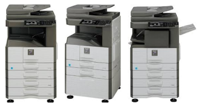 Sharp MX-M266N Printer