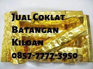 Jual Coklat Batangan Kiloan