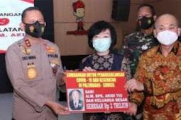 Polisi Periksa Saksi Terkait Kisruh Sumbangan Akidi Tio, Heryanty