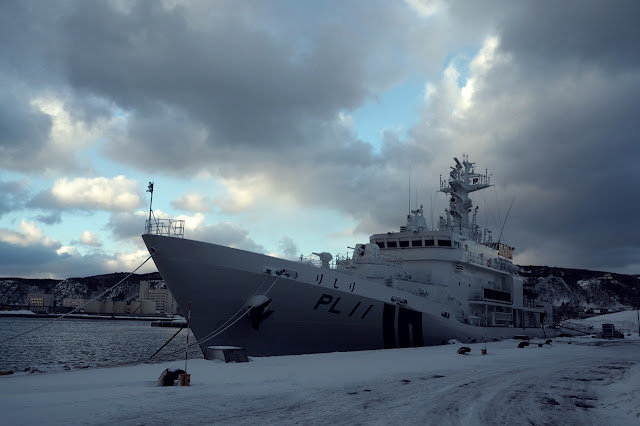 海上保安庁巡視船・りしり