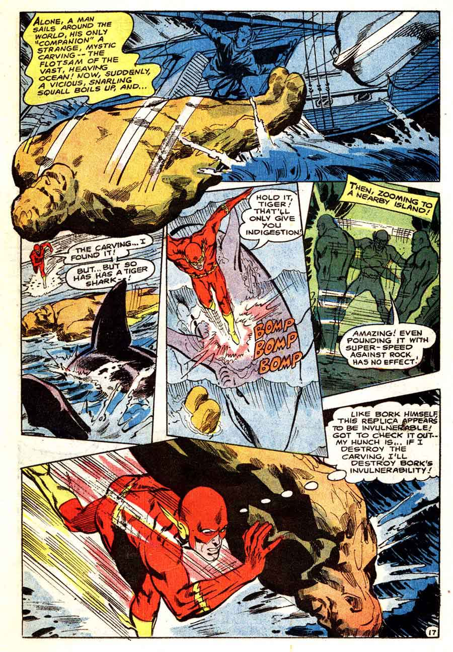 Brave and the Bold v1 #81 dc comic book page art by Neal Adams