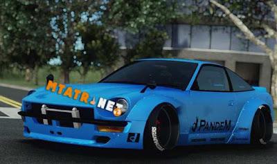 1994 Nissan 240sx Facelift