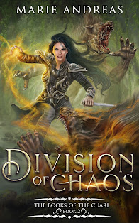 Division of Chaos--Book Two in the Books of the Cuari