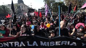 Trabajadores de Chile demandan mejores salarios y estabilidad laboral - Tarapacá Noticias