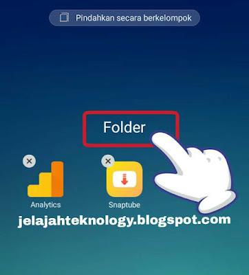 Memberi nama folder