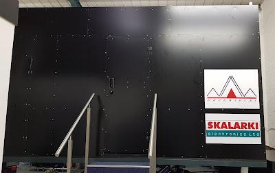 Simulator Adventures Airbus flight Simulatorfrom outside looks like black box