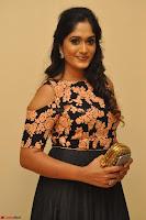 Sowmya Venugopal in Anarkali Dress at Kalamandir Foundation 7th anniversary Celebrations ~  Actress Galleries 014.JPG