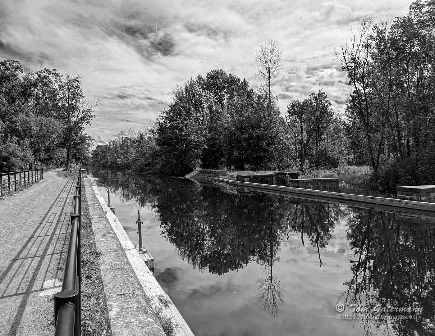 Nine Mile Creek Aqueduct