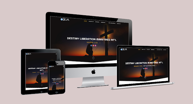 Destiny Liberation Ministries Int'l Website
