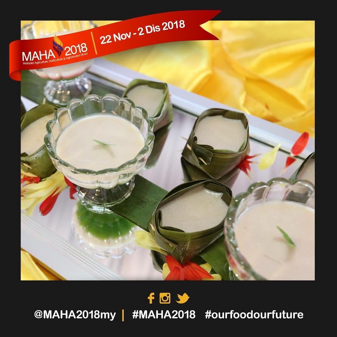 Apa Yang Menarik di MAHA 2018, Maeps Serdang? (22 November - 2 Disember)