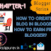How to Create a Blog in Blogger?  and How to Earn from Blogger? || Chapter No: 1, Blogger Series by Digital Gaurav