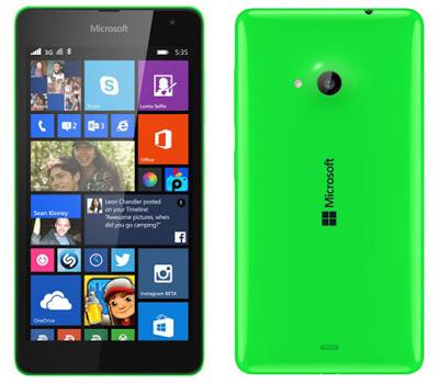 Harga Microsoft Lumia 535 Dual Sim Terbaru Dan Spesifikasi Lengkap