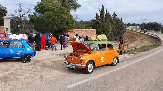 Carnaval 2021 coche clásico