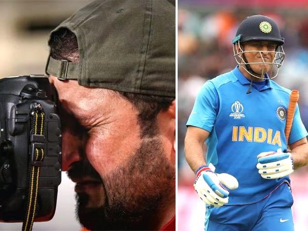 जब एमएसधोनी रोए तो फोटोग्राफर भी क्यों रो पड़े | Cameraman cries - Dhoni in Indian Army Para Battalion