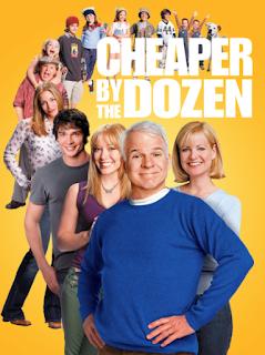 cheaper by the dozen movie