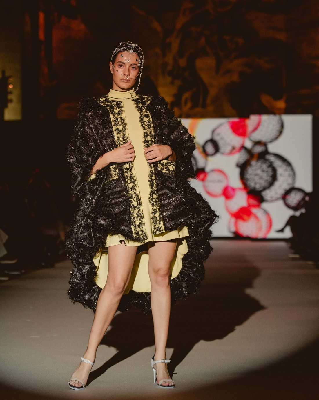 Celullar, la colección de la diseñadora Isabel Zapardiez, se libera de los estereotipos.