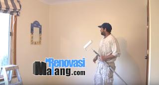 tukang cat bangunan malang