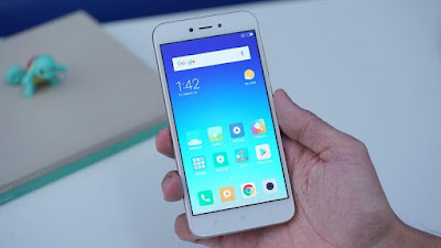 Cara Flash Xiaomi Redmi 5A Melalui Fastboot Mode