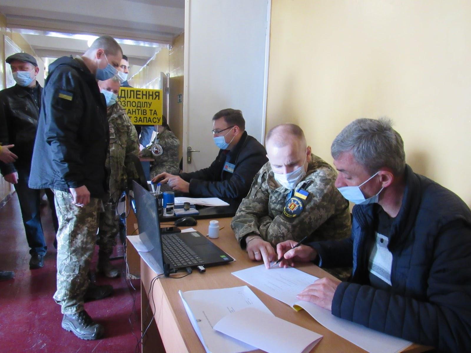 110-та та 124-та бригади тероборони розпочали збори